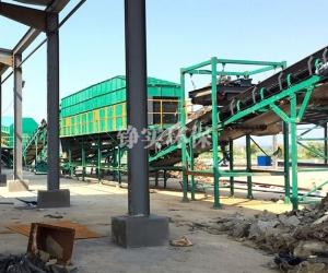 湖北省武汉市沌口经济开发区垃圾处理施工项目(2018年)