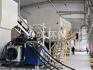 杭州锦江生活垃圾处理项目