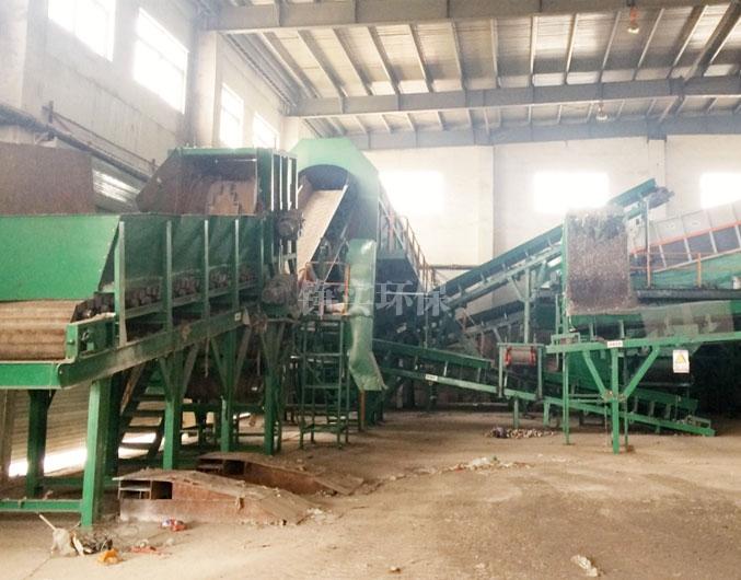 山西忻州垃圾治理项目