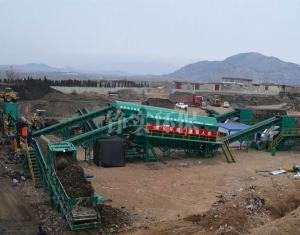 山东新泰存量垃圾处理工程