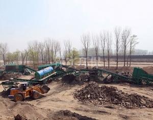 河北陕西榆林非正规垃圾填埋场治理工程