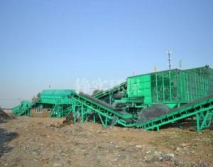 江苏存量垃圾处理工程