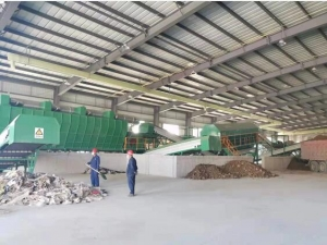 山东吉林雾凇中路垃圾场无害化处理工程
