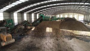 山东新泰市生活垃圾综合处理场存量垃圾处置