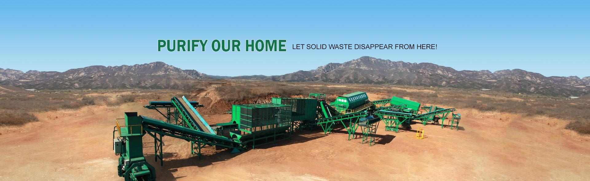 Landfill disposal enterprise